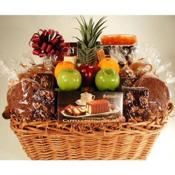 Fruit & Bakery Shiva Basket 6219