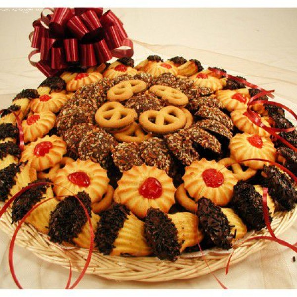 Gourmet Cookie Design Tray 6618