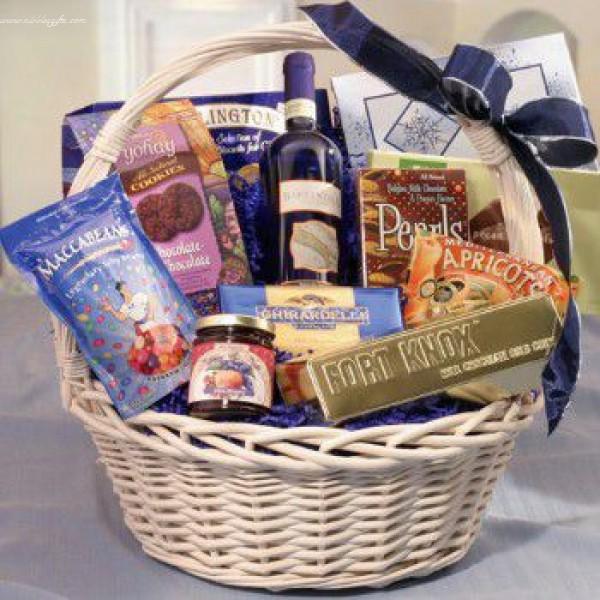 Chanukah Gift Basket 5355