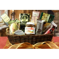 Nutella Chocolate Holiday Gift Basket 6209