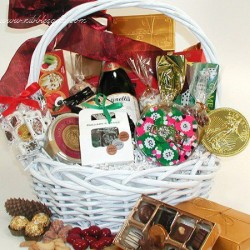 Casino Fun Gift Basket 6213